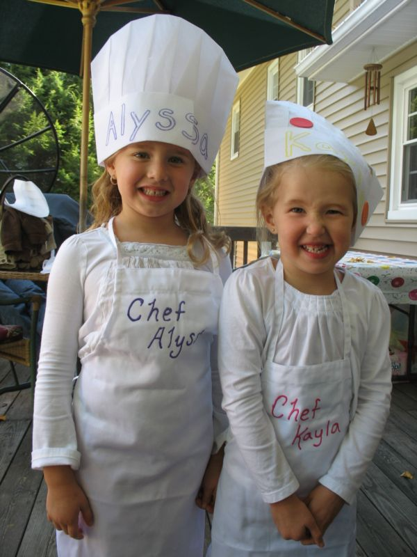 My two head chefs