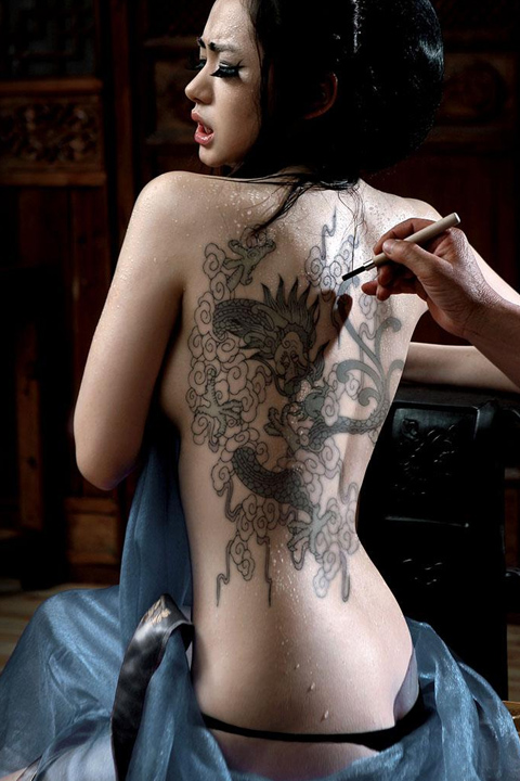 Awesome and sexy tattoos