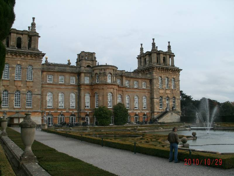 Blenheim Castle
