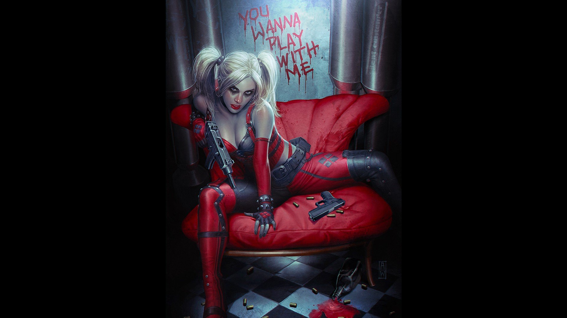 335 Harley Quinn HD Wallpapers  Achtergronden  Wallpaper