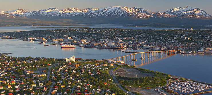 Tromso, my hometown