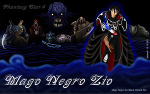 Zio the Black Magician